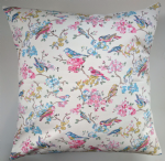Cushion Cover in Cath Kidston Blossom Birds 16""